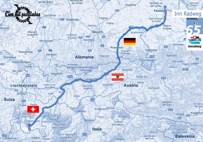 cienmilpedaladas_innradweg_map
